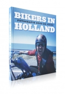 Bikers in Holland (gesigneerd)